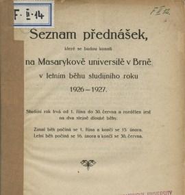 1926 / 27