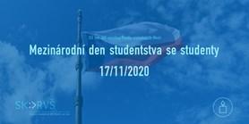 Mezinárodní den studentstva – 17. listopad pro studenty