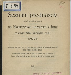 1930 / 31
