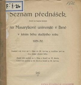 1931 / 32