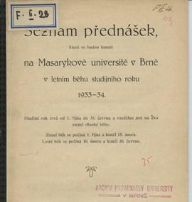 1933 / 34