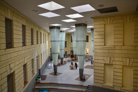 Letos v listopadu se konaly volby do Akademického senátu Masarykovy univerzity. Personální obsazení fakultního akademického senátu budou studenti moct ovlivnit zase v roce 2021. Foto: Eva Bartáková