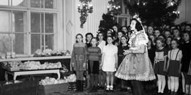 Vladimír Černý o prvních poválečných Vánocích 1945