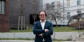 Vgrantech ERC jde odosažení skutečného kvalitativního skoku vdané vědecké problematice, říká David Zbíral