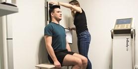 Zjistěte složení svého těla nebo jaké máte chodidlo!