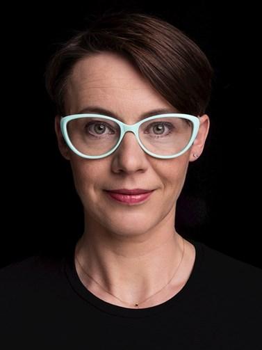 Waschková Císařová se po tvůrčím volnu vrací na katedru mediálních studií a žurnalistiky jako její vedoucí. Foto: Taka Tuka Photo