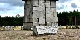 Vladimír Černý o vyhlazovacím táboře Treblinka