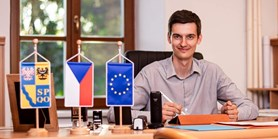 Humans of PrF: Tomáš Pavelka