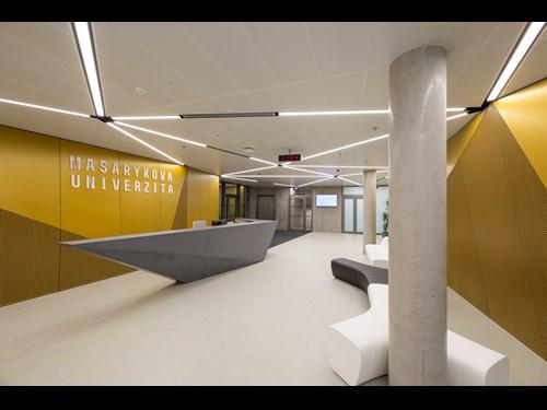 Simulační centrum Lékařské fakulty MU: recepce