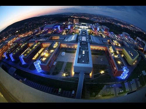 Univerzitní kampus Masarykovy univerzity v Brně-Bohunicích (UKB)