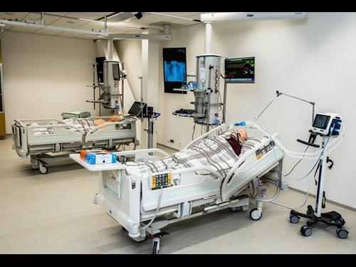 Simulační centrum Lékařské fakulty MU: JIP
