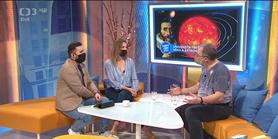 Astronomický kurz na Univerzitě třetího věku MU v pořadu České televize
