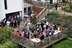 Lilac - realizovaný projekt participativního bydlení. Foto: Andy Lord