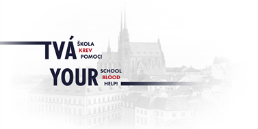 Darujte krev jménem své školy!