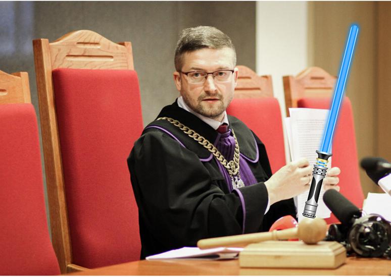 V jednom z minulých článků Právo21 o politizaci polské justice jsme soudce Juszczyszyna označili za polského Jedi v taláru.