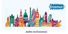 Výběrová řízení na studijní pobyty Erasmus a pozvánka na online meeting