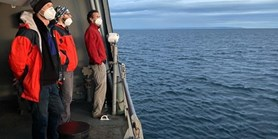 Výprava Antarktida 2020−2021 dorazila na Českou vědeckou stanici J. G. Mendela