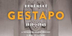 Druhé vydání knihy Vladimíra Černého Brněnské Gestapo