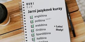 Jarní kurzy jazyků 2021