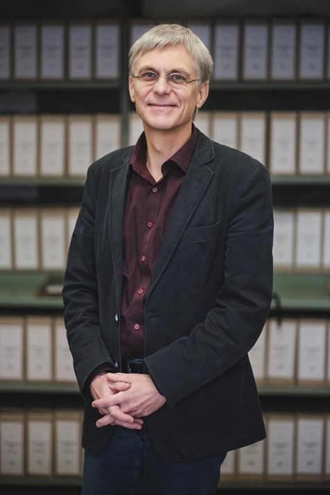 Profesor Jiří Hanuš