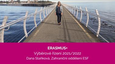 Erasmus+ Informační schůzka, 9.2.2021