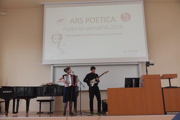 Ars Poetica 2019