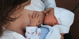 Potravinové alergie a intolerance u kojených miminek
