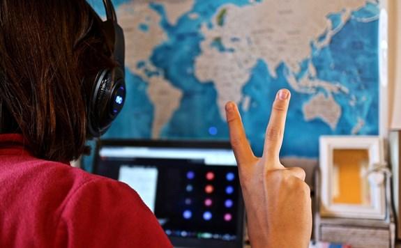 V<span>ýuka na fakultě sociálních studií bude i v jarním semestru online.</span> Foto: Pexels