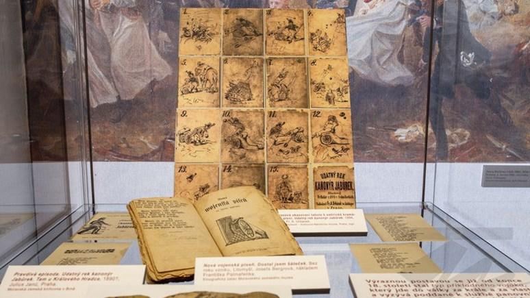 Ukázka z výstavy. Zdroj: Moravské zemské muzeum