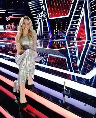 Vedle své novinářské kariéry si Simona Šimková díky Miss České republiky na chvíli vyzkoušela i tu v modelingu. Foto: archiv Simony Šimkové