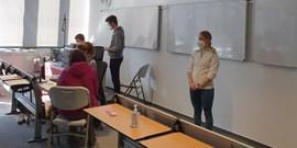 Praktická výuka na LF MU nezvyšuje počty studentů sCOVID-19