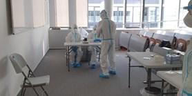 COVID-19: Testování zaměstnanců LF MU