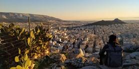 Pozdrav z Athén