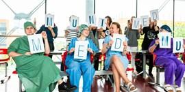 Juniorská akademie LF MU: představujeme medicínu středním školám