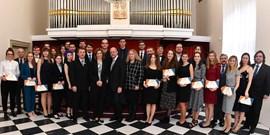 Stipendium pro nejlepší doktorandské studenty také pro 5 mladých vědců zLF MU