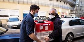 Ministerstvo školství ocenilo studenty pomáhající při pandemii