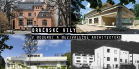 Brněnské vily v moderní a meziválečné architektuře