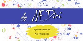 Výtvarná soutěž da MEDici pro studenty aabsolventy LF MU