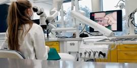 Další nové vybavení pro výuku zubních lékařů vSIMU