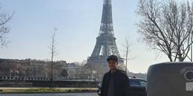 Pozdrav z Paříže