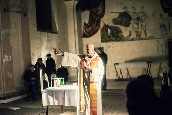 Jan Hanák je knězem ve všem, co dělá. Věří, že mu tuto cestu přidělil Bůh. Foto: archiv Jana Hanáka