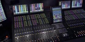 Špičkové nahrávací zvukové studio pro studenty nového programu