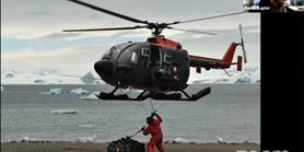 Jak se žije na polární základně a co vše se může vědecké expedici přihodit? Odpovídal Pavel Kepler