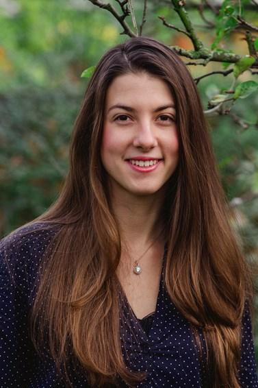 Veronika Fawad jezdila do Anglie pracovat a tato země se jí velmi zalíbila. Nyní v ní žije natrvalo a pracuje v organizaci, která se zabývá podporou mírových procesů. Foto: archiv Veroniky Fawad