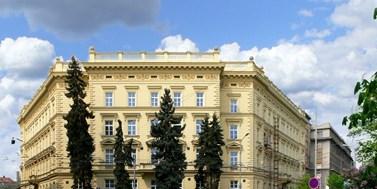 Academic canteen Moravské náměstí