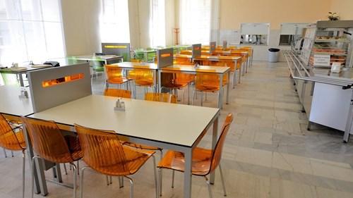 Akademická menza Moravské náměstí – jídelna pro studenty