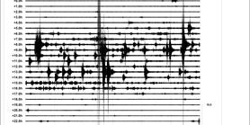 Další série zemětřesení vzápadních Čechách od 10.4.2021