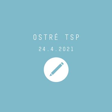 ostré TSP