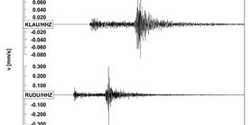 Pokračující série zemětřesení vDolním Rakousku