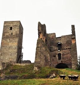Výzkum hradu Rokštejna